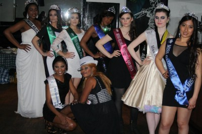 Queens Party Night at Nollywood!