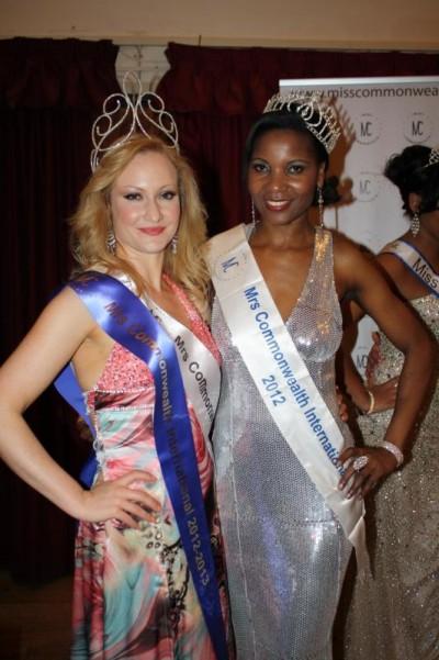 Mrs Commonwealth International 2012-13