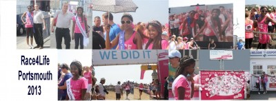 Race 4 Life Cover Page