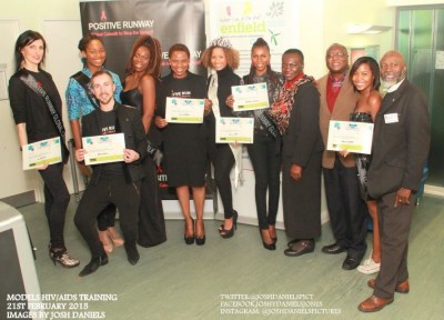 Training Programme for Modes and Beauty Queens as HIV-AIDS Peer Educators