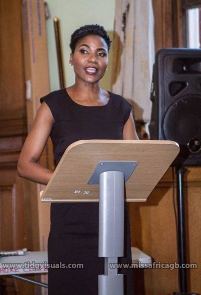 Official Launch of the Justina Mutale Scholarship Programme